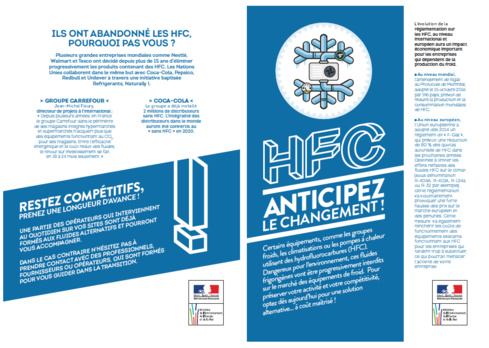 HFC - anticipez le changement !