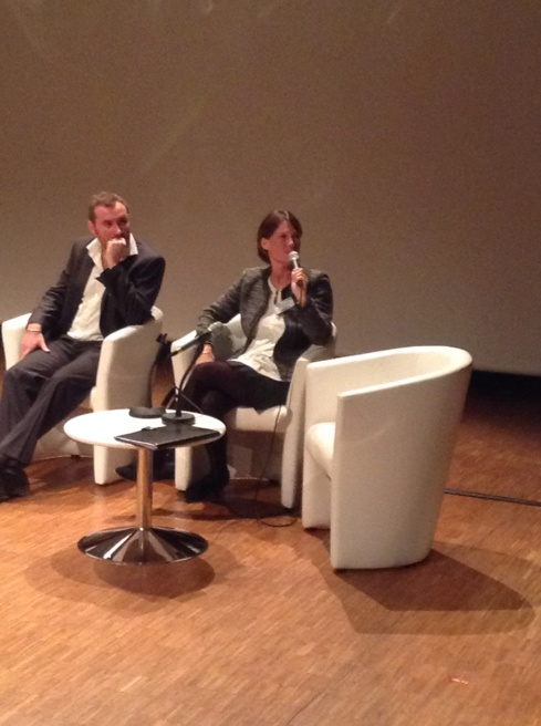 En direct du Cold Chain Forum 2013 à la Villette ...