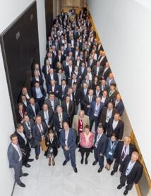 AG TI Amsterdam 2015 - Communiqué de presse et photos