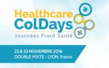 Journées Froid Santé, Lyon 22 & 23 novembre 2016
