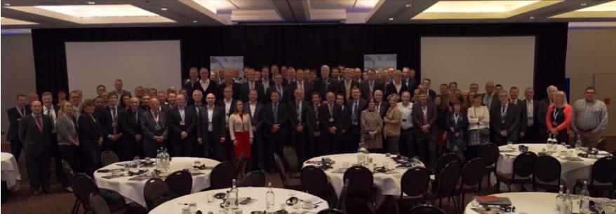 AG TI 2016 à Londres - Communiqué de presse