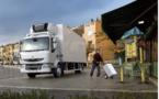 Départs inopinés des camions et accidents
