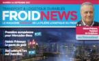 Abonnez vous à la revue FroidNews !