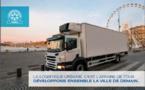 La logistique urbaine, nouvel espace sur le site T-France